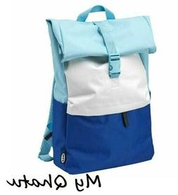 IKEA Backpack Bag Zip Laptop Pocket 5 Gal Blue STARTTID NEW