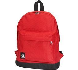 Everest Junior Backpack  Book Bag,Red