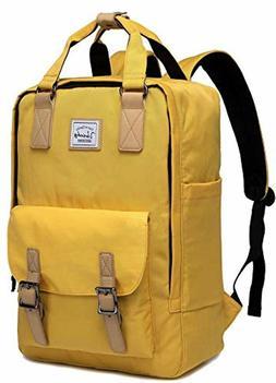 Backpack for Women,VASCHY Vintage 15in Laptop Backpack Water