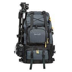 G-raphy Camera Backpack Bag Hiking Travel Backpack for All D