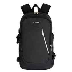 OXA Backpack for Laptops Up to 15.6', with USB Charging Port