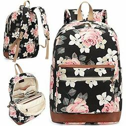 Kenox Backpacks Girl's School Rucksack College Bookbag Lady