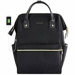 KROSER Backpacks Laptop 15.6 Inch Stylish School Computer Ca