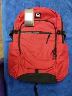 OGIO Bag Alpha Recon 220 Backpack Red Black Core Laptop Slee