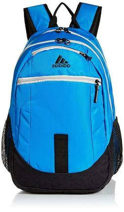 Adidas BASE Classic Trefoil Laptop 3 Stripe Backpack BLACK N