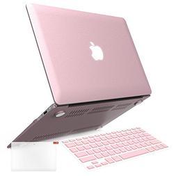iBenzer MacBook Air 13 Inch Case, Soft Touch Hard Case Shell