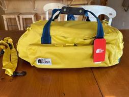 The North Face - Berkeley Duffel / Backpack Medium -Yellow B