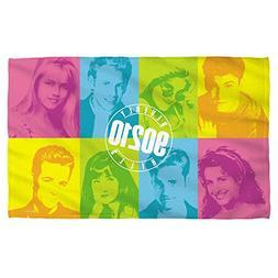 Beverly Hills 90210 Romantic Teen Drama TV Series Color Bloc
