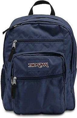 JanSport Big Student Classics Series Backpack - Navy
