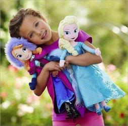 Christmas Xmas Birthday Gift 2 Pcs Frozen Elsa & Anna Disney