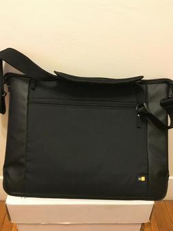 "CASE LOGIC BLACK 15.6"" LAPTOP BAG"
