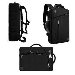 "VanGoddy 3 in 1 Laptop Backpack Messenger Bag for 12.3"" Micr"