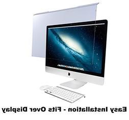 "Blue Light Screen Protector Panel For Apple iMac 27"" Diagona"