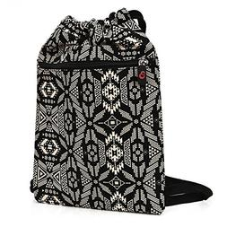 Bohemian Backpack Drawstring Bag Tote Case for Barnes & Nobl