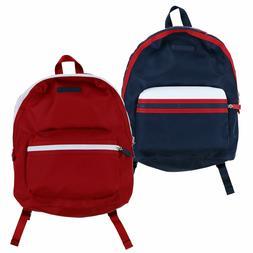 c65aaa572e9b Tommy Hilfiger Bookbag Laptop Backpack Shoulder Bag Zip Pock