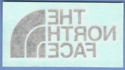 "BRAND NEW THE NORTH FACE STICKER DECAL 4""L x 2""W SKI MOUNTAI"