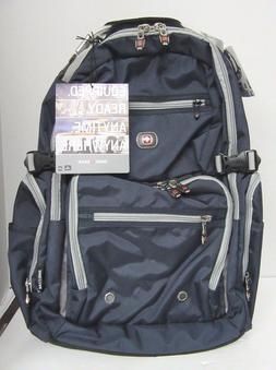 """NEW SwissGear Breaker 16"""" Laptop Backpack with Tablet Pocket"""