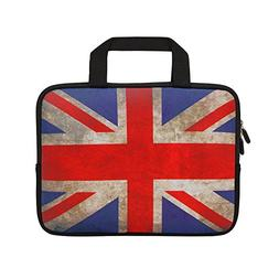 "British Flag 15""-15.6"" Inch Laptop Sleeve Case Protective Ba"