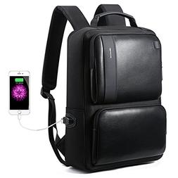 Bopai Business Backpack 15 inch Laptop Bag USB Charging Port