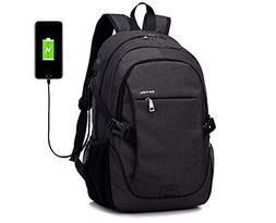 Trustbag a-001 Business Laptop Backpack With USB Charging Po