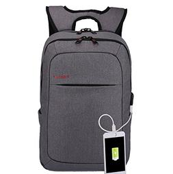 Kopack Business Laptop Backpack with USB Charging Port Anti-