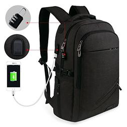 Tzowla Laptop Backpack, Anti-theft Slim College Backpack wit