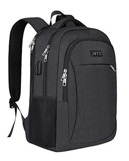 Business Travel Laptop Backpack, Water Resistant Anti-Theft