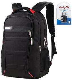 Business Laptop Backpack for 15.6 Inch Notebook for Travel a