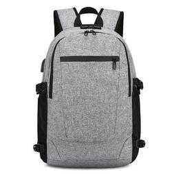 Business Laptop Backpack with USB Charging & Headphone Port