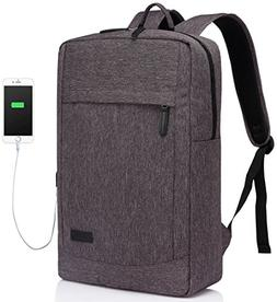 Business Laptop Backpack for 17 inch Computer with Built-in