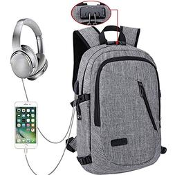 business laptop backpack anti