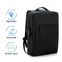 Business Laptop Backpack USB Charging Port  Travel School Co