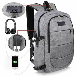 Business Laptop Backpack Water Resistant Anti-Theft College