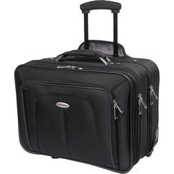 Samsonite® Business One Mobile Office Laptop Rolling Briefc