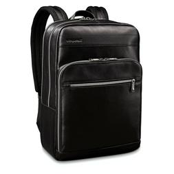 "Samsonite Business Slim Leather Backpack 15"" Laptop Bag 8572"