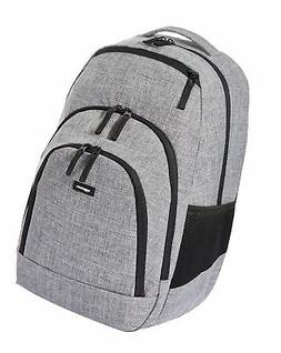 AmazonBasics Campus Backpack, Grey