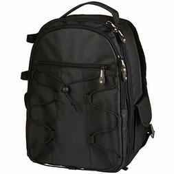 Canon Nikon Sony SLR DSLR Digital Camera Bag Backpack Case P