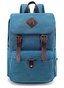 canvas vintage backpack school backpacks
