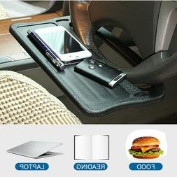 Car Steering Wheel Tray Table Laptop Stand Work Desk Drink H