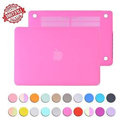 Case for Macbook Pro 13 inch IC ICLOVER Soft-Touch Serie Pla