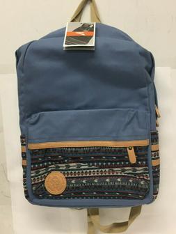 Leaper Casual Canvas Laptop Bag Cute School Backpack Travel