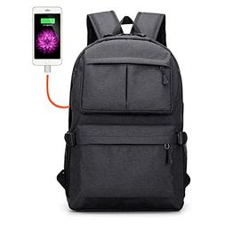 Casual Laptop Backpack, GS.Lee Canvas Multipurpose Daypack S