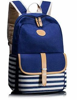 Leaper Casual Laptop Backpack School Bag Shoulder Bag Travel