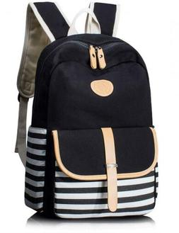Leaper Casual Laptop Backpack School Bag Shoulder Travel Day