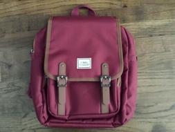 ULAK Casual Mini Backpack Lightweight Rucksack Slim Anti The
