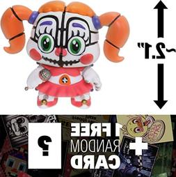 "Circus Baby: ~2.1"" Funko Mystery Minis x Five Nights at Fred"