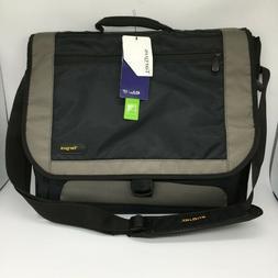 Targus Citygear Messenger Computer Bag 17″ Black NWT