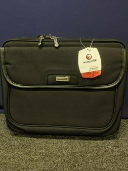 Targus Soft Bag Computer Notebook Laptop Case Black Shoulder