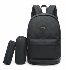 CrossLandy Classic Laptop Backpack Boys Girls High School Ba