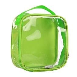 Clear TSA Approved 3-1-1 Travel Toiletry Bag / Transparent S